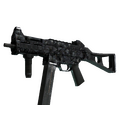 StatTrak™ UMP-45 | Metal Flowers <br>(Well-Worn)