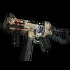 UMP-45 | Grand Prix <br>(Field-Tested)