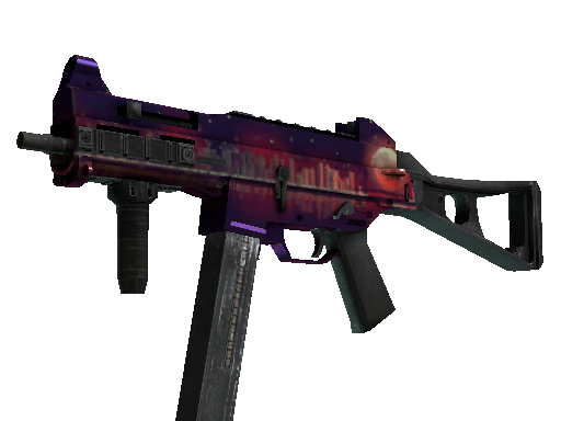 StatTrak™ UMP-45 | Moonrise (Factory New)