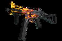 Souvenir UMP-45   Blaze (Factory New)