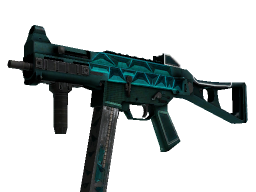 UMP-45 | Scaffold Battle-Scarred