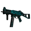 StatTrak™ UMP-45 | Scaffold <br>(Battle-Scarred)