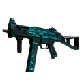 StatTrak™ UMP-45 | Scaffold <br>(Well-Worn)