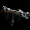 UMP-45 | Gold Bismuth <br>(Field-Tested)