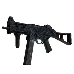 UMP-45 | Facility Dark (Minimal Wear)