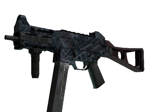 Souvenir UMP-45 | Facility Dark (Battle-Scarred)