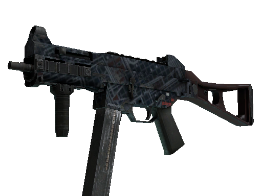 UMP-45 | Facility Dark Well-Worn