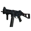 UMP-45 | Facility Dark (Field-Tested)