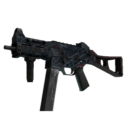 UMP-45 | Facility Dark (Well-Worn)
