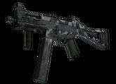 UMP-45   Пиксельный камуфляж «Город», Закаленное в боях, 0.53$