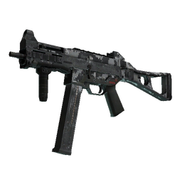 UMP-45 | Urban DDPAT (Battle-Scarred)