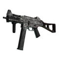 UMP-45 | Gunsmoke <br>(Well-Worn)