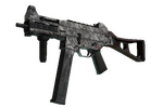 Souvenir UMP-45 | Gunsmoke (Well-Worn)