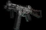 Souvenir UMP-45 | Gunsmoke (Well-Worn)
