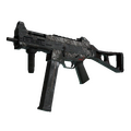 UMP-45 | Gunsmoke <br>(Battle-Scarred)