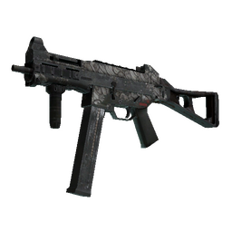 Souvenir UMP-45 | Gunsmoke (Battle-Scarred)