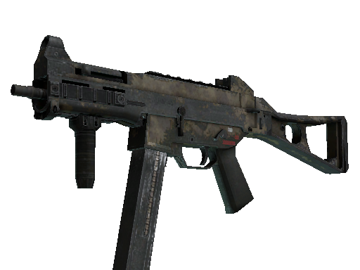 Скин Сувенирный UMP-45 | Осадок (Закаленное в боях)