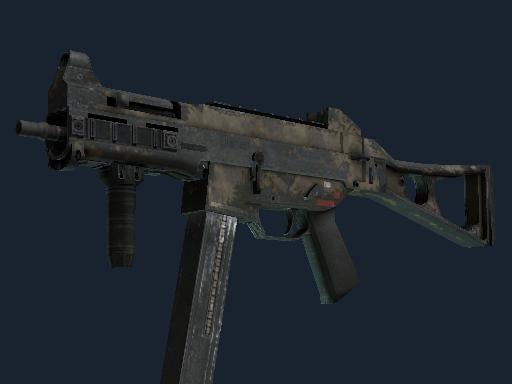 UMP-45 | Mudder Battle-Scarred