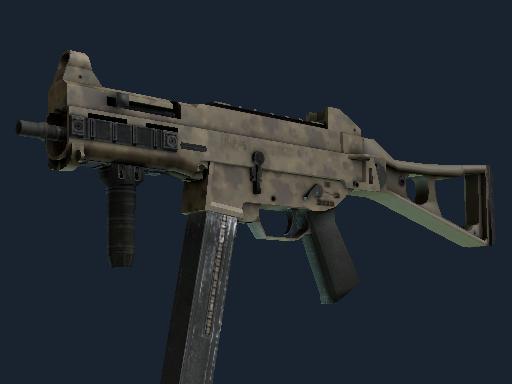 Скин UMP-45 | Осадок (Немного поношенное)