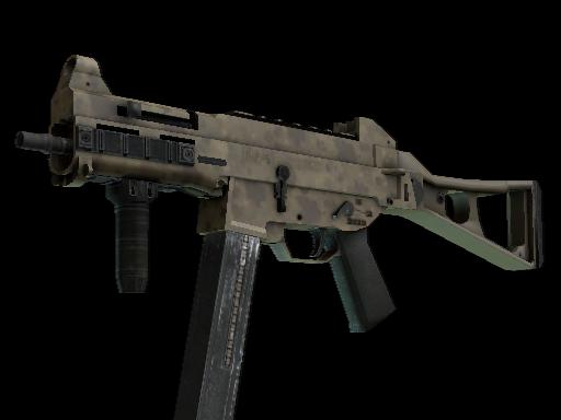 UMP-45 | Mudder