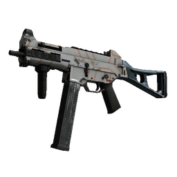 free csgo skin StatTrak™ UMP-45 | Labyrinth (Well-Worn)