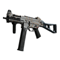 StatTrak™ UMP-45 | Labyrinth <br>(Well-Worn)