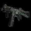 UMP-45 | Bone Pile <br>(Field-Tested)