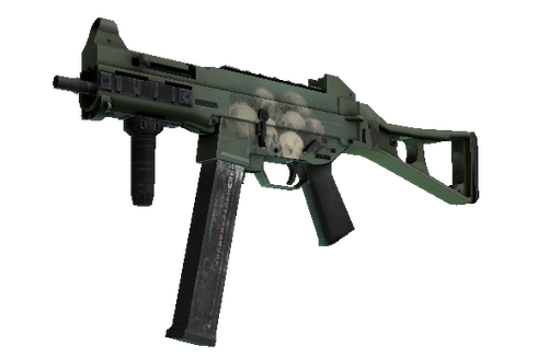 Buy StatTrak™ UMP-45 | Bone Pile (Minimal Wear)