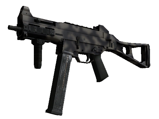 Overpass UMP-45 Scorched