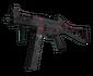 UMP-45 | Fallout Warning (Battle-Scarred)
