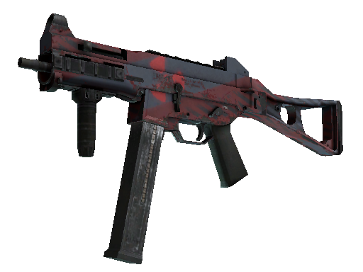 UMP-45 | Fallout Warning Field-Tested
