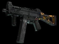 UMP-45 | Карамель (Закаленное в боях)
