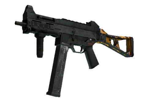 Buy UMP-45 | Caramel (Battle-Scarred)