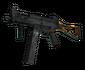 UMP-45 | Caramel (Battle-Scarred)