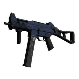 UMP-45 | Indigo (Well-Worn)