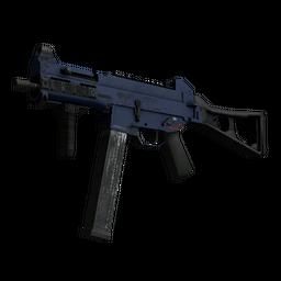 Souvenir UMP-45 | Indigo (Well-Worn)