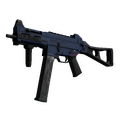 UMP-45 | Indigo <br>(Well-Worn)