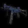 UMP-45   Indigo (Factory New)