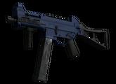 UMP-45   Индиго, Немного поношенное, 5.03$