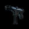 StatTrak™ Tec-9 | Blue Titanium (Factory New)