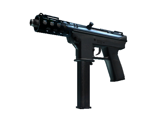 CS:GO Weapon 2 Tec-9 Blue Titanium