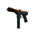 Tec-9 | Red Quartz (Factory New)