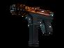 Tec-9   Red Quartz