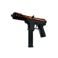 Souvenir Tec-9 | Red Quartz <br>(Minimal Wear)