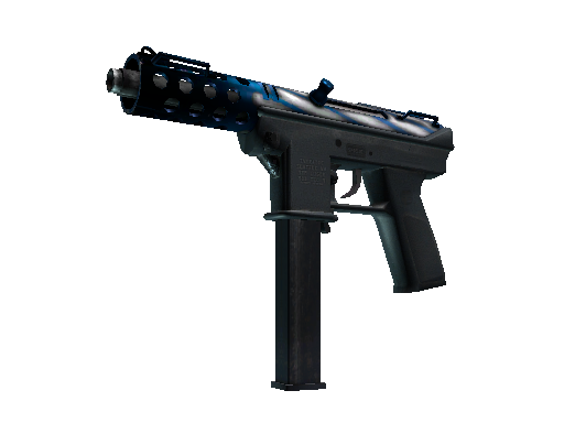 CS:GO Weapon 3 Tec-9 Titanium Bit
