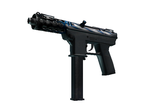 Tec-9 | Titanium Bit Field-Tested