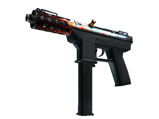 Gold Tec-9 Re-Entry