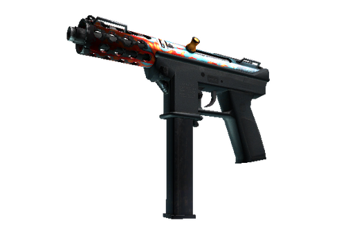 Buy StatTrak™ Tec-9 | Re-Entry (Field-Tested)