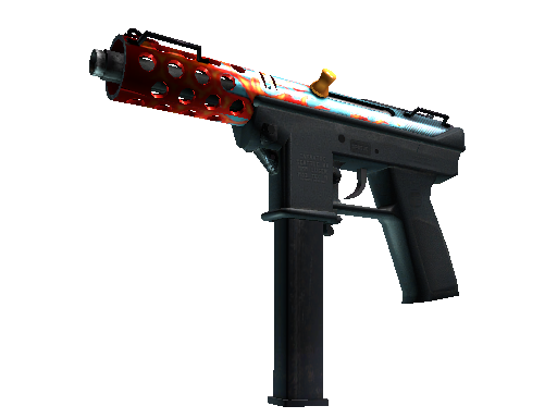 StatTrak™ Tec-9 | Re-Entry (Well-Worn)