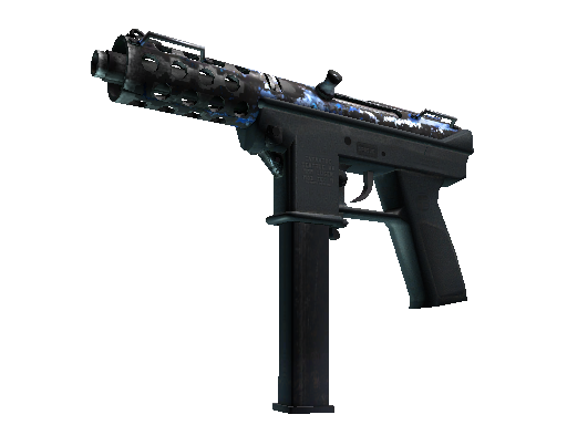 Tec-9 | Ice Cap Battle-Scarred